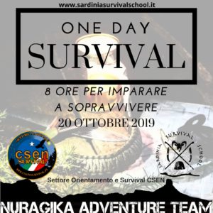 One day Survival @ Villasalto