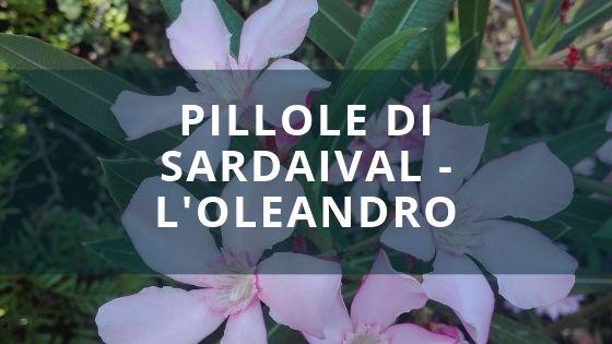 PILLOLE DI SARDAIVAL - l'oleandro