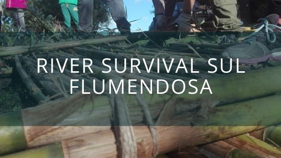 River Survival sul Flumendosa