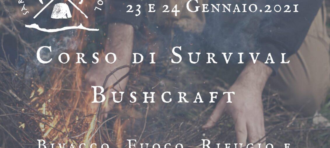bushcraft a villasalto